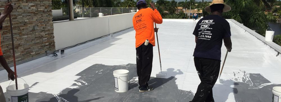 WEST PALM BEACH ROOF COATING CONTRACTORS