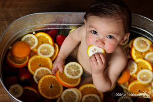 Fruit Bath