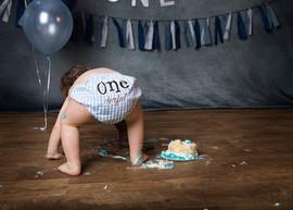 1st Birthday-Cake Smash