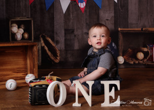 1 year Old Session