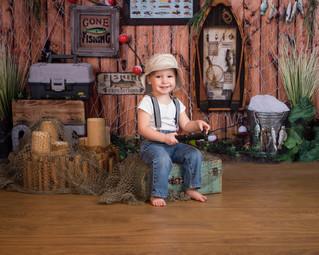 Little Fisherman Mini
