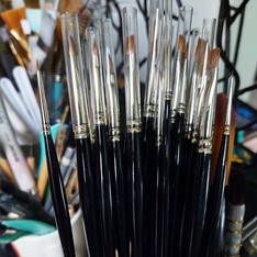 Rekab Brushes