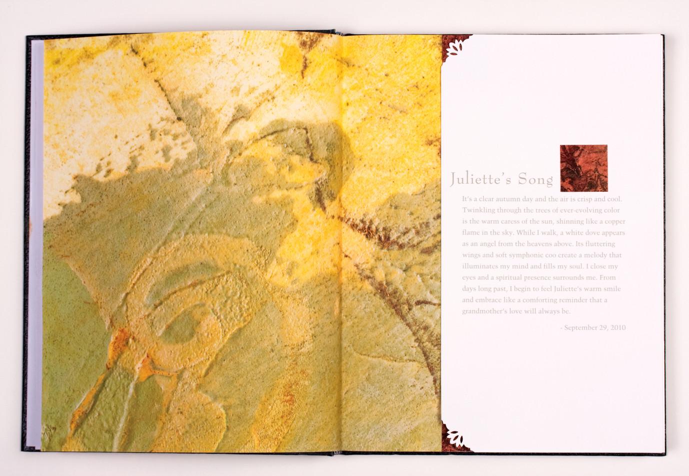 Sketchbook Series: Juliette's Song