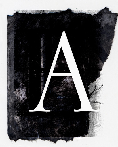 Initial Letter: A