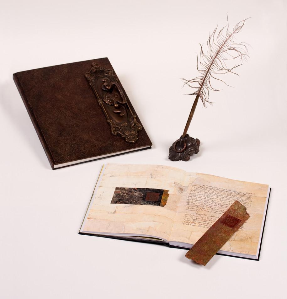 Sketchbook + Journal