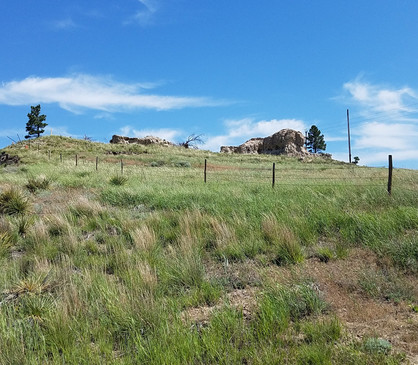 16412 South Hwy 385 - Butte - North View
