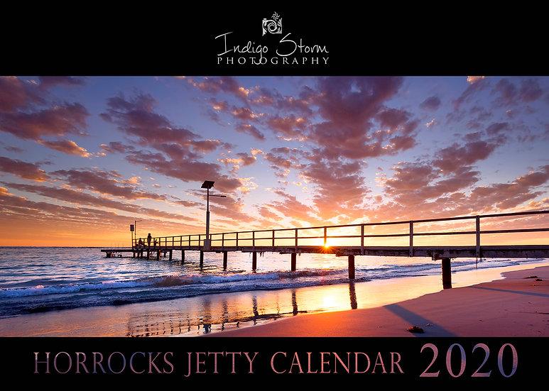 Horrocks Jetty Calendar 2020