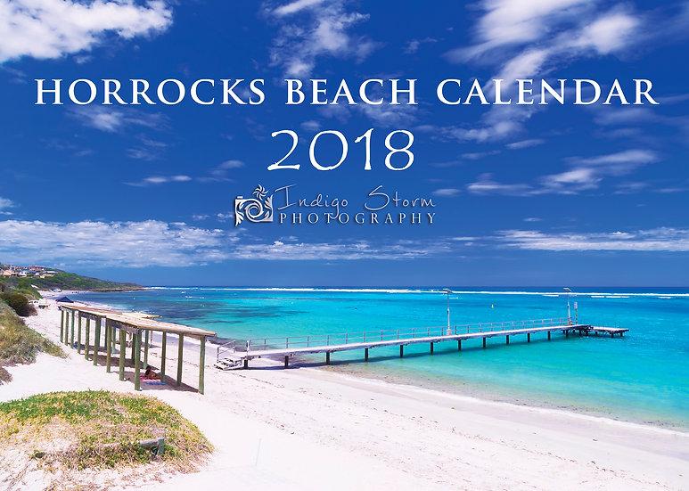 2018 Horrocks Beach Calendar