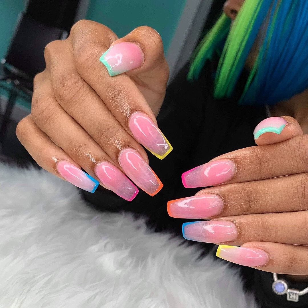 Nails (Long Full Set)