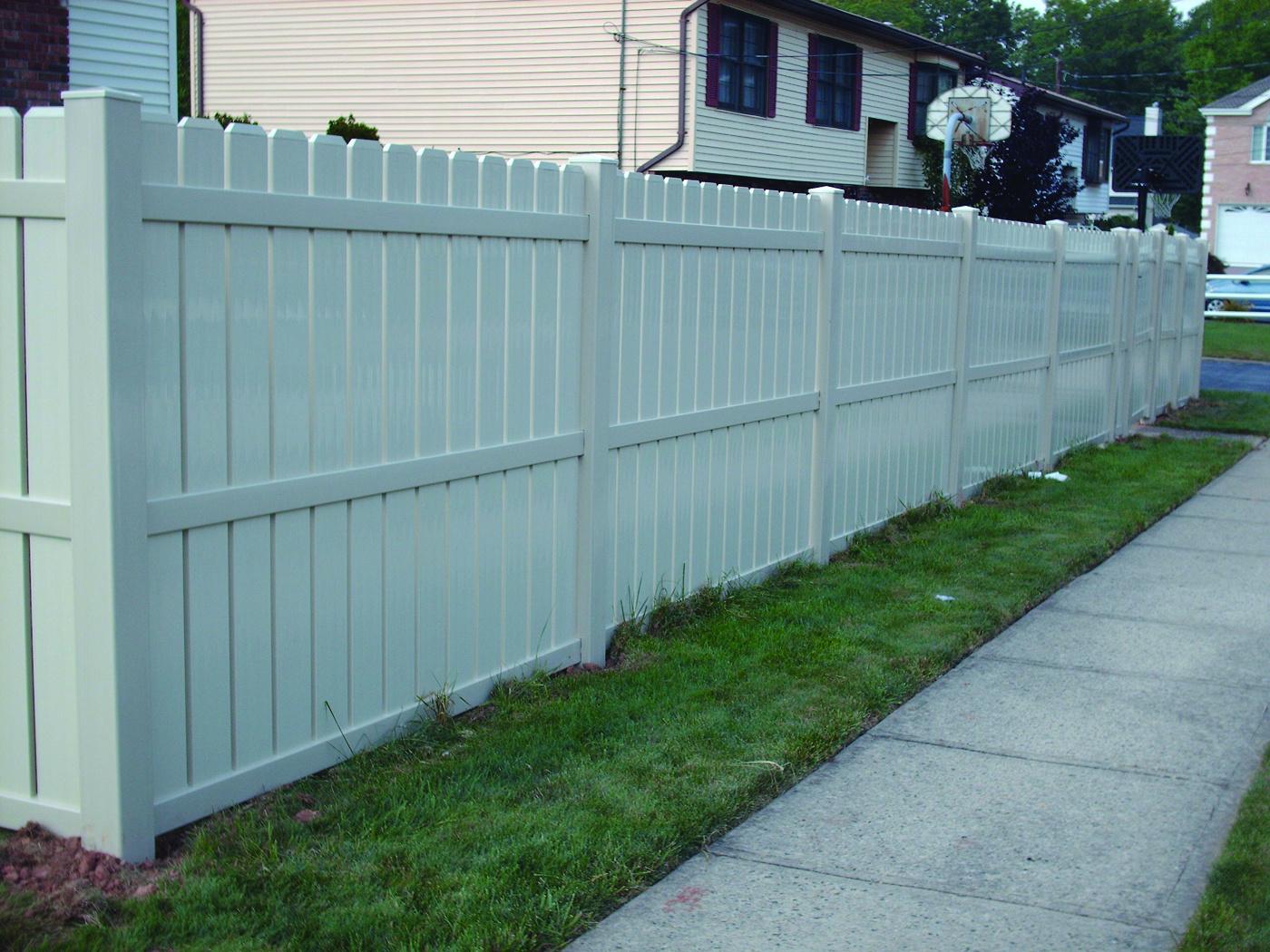 Nova tan Fence