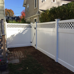 Fleetwood Fence with Gate