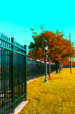 marina fence NJ