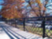 Commercial Fence from National Fence Systems