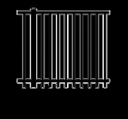 Osprey Intrepid Fence