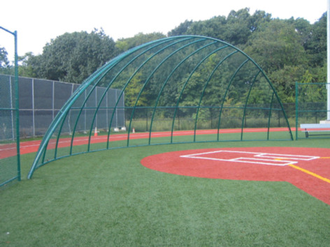 The Arch Backstop