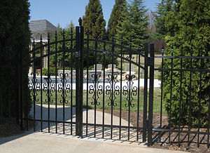 Custom Fence and Gates from National Fence Systems