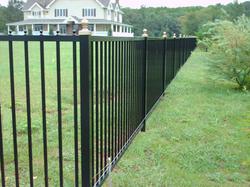 Sapphire fence (2)