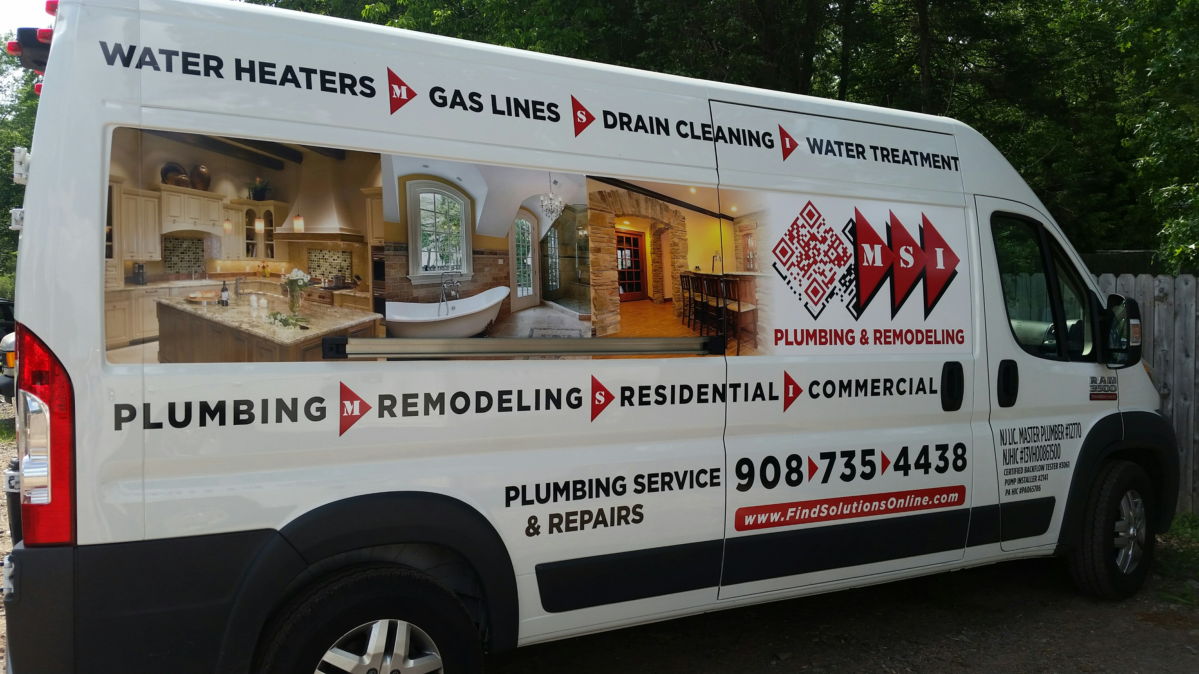 MSI Plumbing and Remodeling