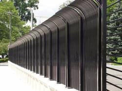 Intrepid Steel Fence