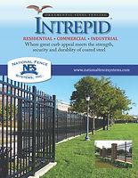 Intrepid Fence Brochure