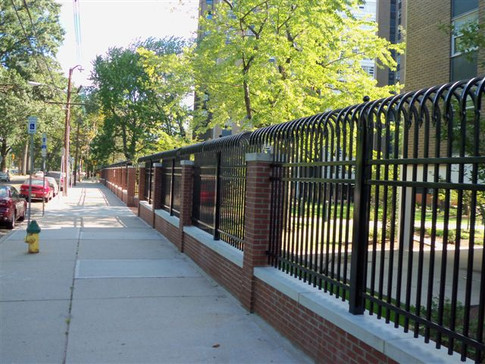 Commercial Fence - National Fence Systems