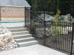 Opal Pool Fence