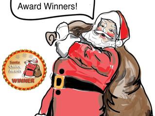Benefits to Santa Choice Award Winners