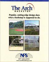 The Arch Backstop Brochure