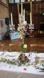 Wedding Candelabra Hire at Hatfield House
