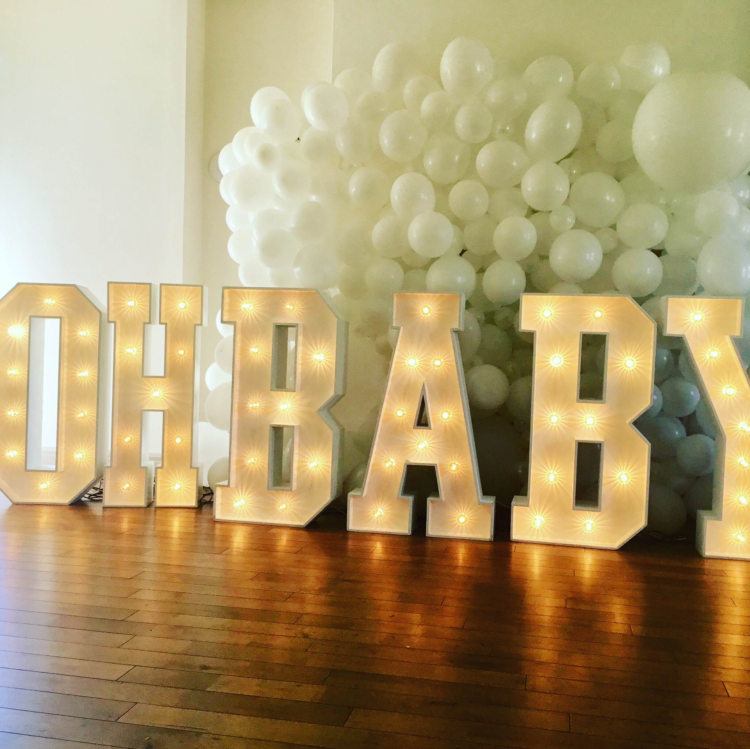 OH BABY baby shower