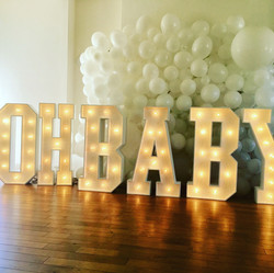 OH BABY baby shower