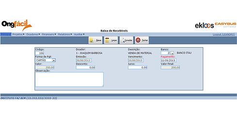 ongfácil, sistema de gestão para ongs, sistema de gestão ong, software gestão, gestão, software gestão ong, ekloos, transparencia, accountability, gestão, prestação de contas