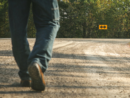 The Roads We Take - The Decision So Important To Our Salvation