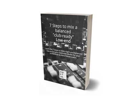 7 Steps Low-end Guide Ruffin Studio 3d M
