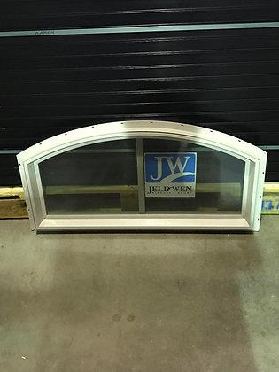 JELD-WEN Vinyl Arch Top Picture Window