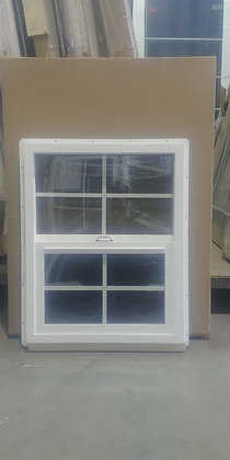 Milgard Vinyl Single-Hung Window