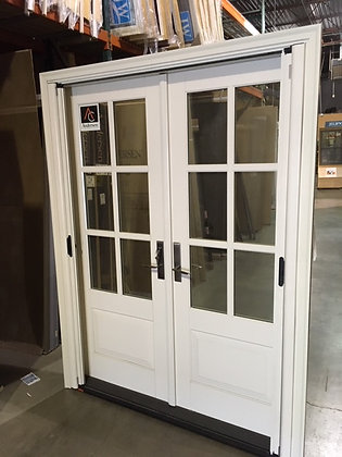 Andersen E-Series 5-0 x 6-8 French Door