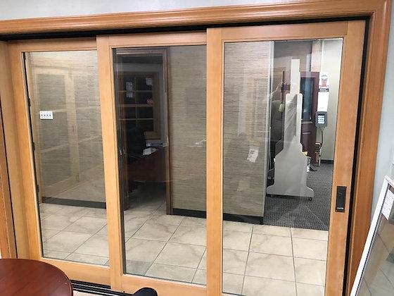 JELD-WEN 9-0 x 6-8 Multi-Glide Pocket Door