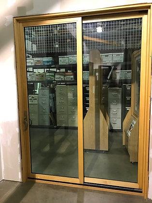 JELD-WEN 6-0 x 8-0 Gliding Patio Door