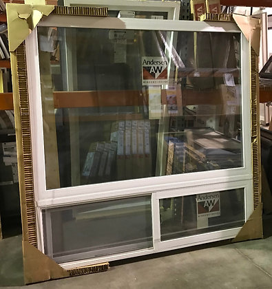 Andersen 100 Series FIBREX Picture/Sliding Window