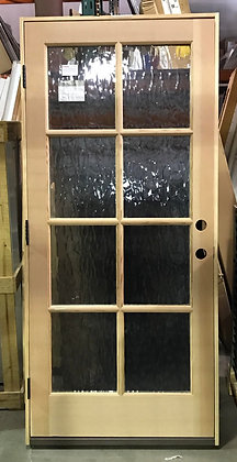 Simpson French 3-0 x 6-8 Door Unit with Flemish Glass