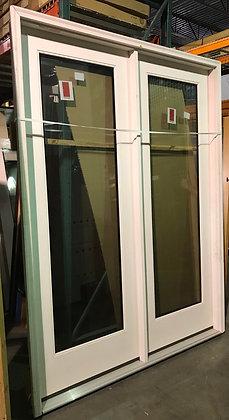 Therma-Tru 6-0 x 8-0 STAT-STAT Fiberglass Door Unit