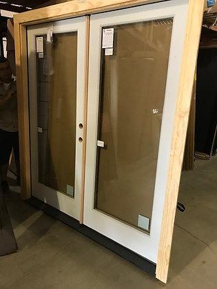 Simpson 6-0 x 6-8 wood door unit