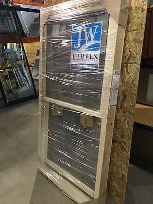 JELD-WEN- Double-Hung Wood Window