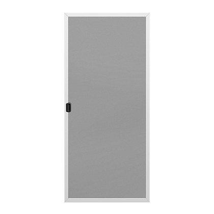 """30"""" x 80 1/4"""" JELD-WEN Heirloom White Door Screen"""