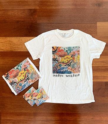 Shirt & CD Bundle