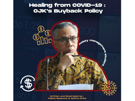 Healing from COVID-19 : OJK's Buyback Policy