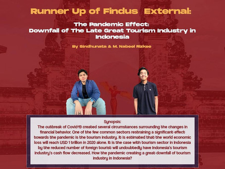The Pandemic Effect: Downfall of The Late Great Tourism Industry in Indonesia