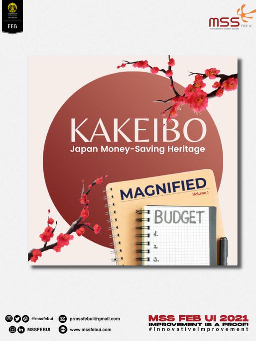 Magnified: Kakeibo, Japan Money-Saving Heritage