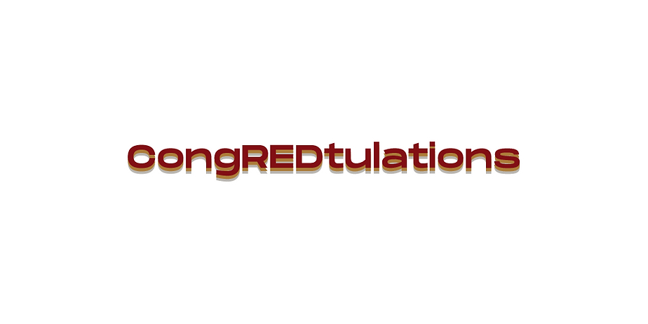 CongREDtulations Icon.png
